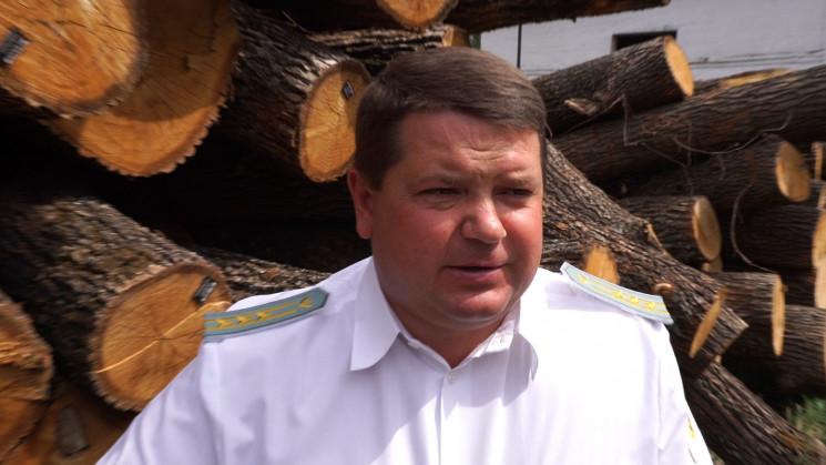 У Харкові відсторонили від посади ліснич…