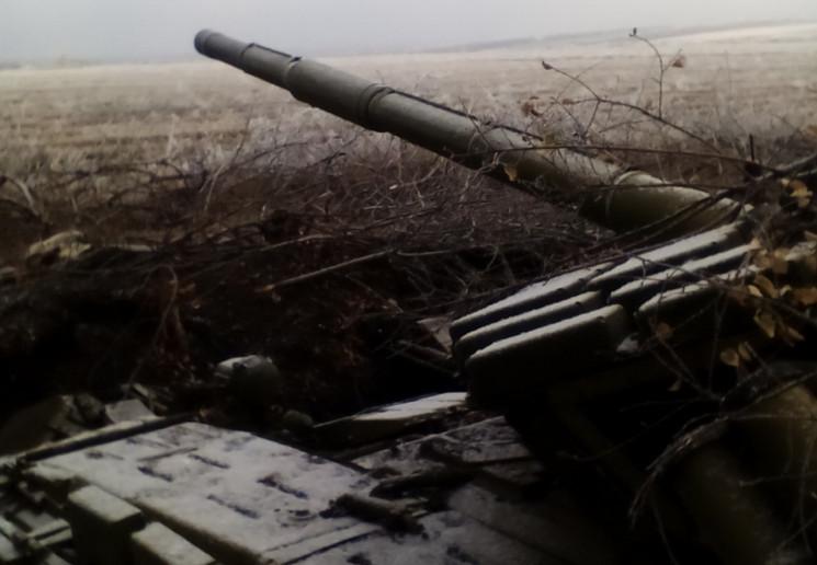 В ООС окупанти посилили обстріли позицій…