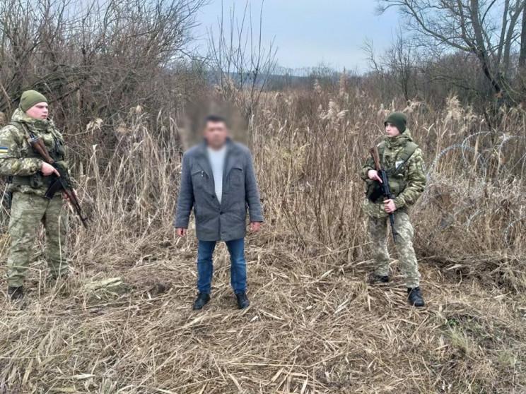 Харківські прикордонники вигнали з Украї…