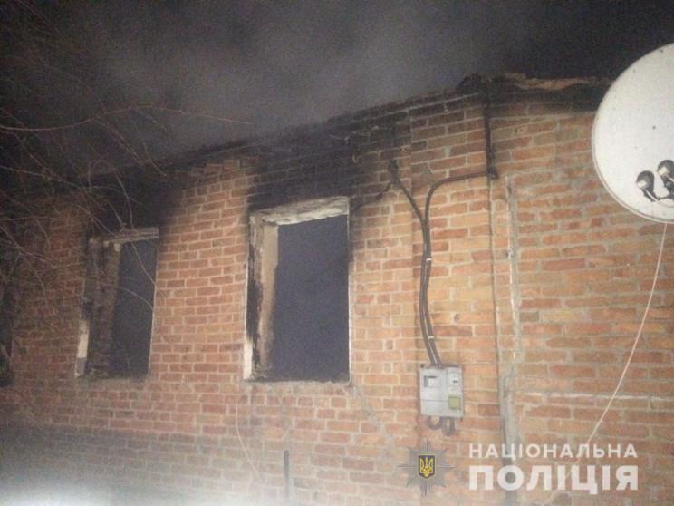 Полиция расследует смертельный пожар на…