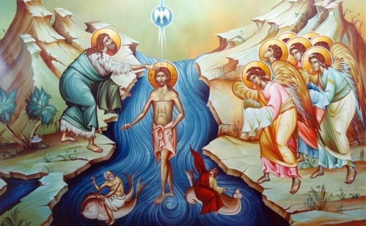 Праздник Крещения: Не бойтесь воды, пейт…