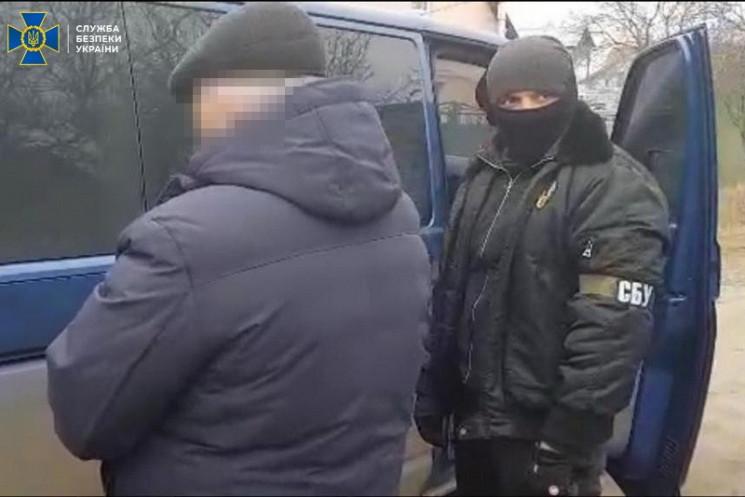 """Силовики схопили терориста """"ЛНР"""", який д…"""