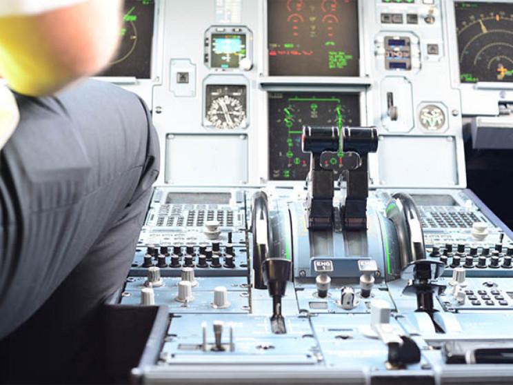 Літак з Краснодара в Москву подав сигнал…