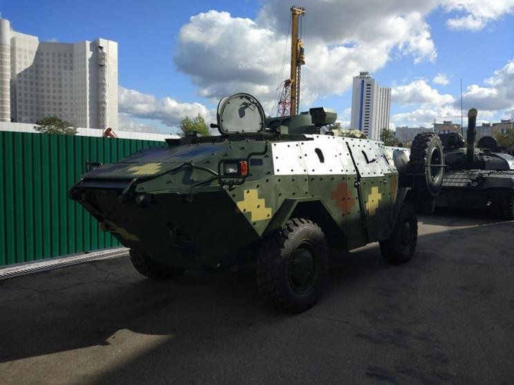 """БРМ """"Мангуст"""": Що за радянську БРДМ-2 Ук…"""