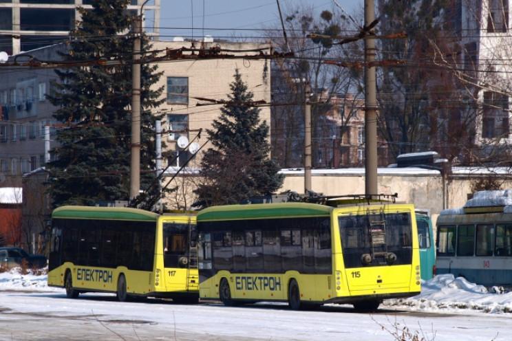 Тролейбусний маршрут №22 курсуватиме до…