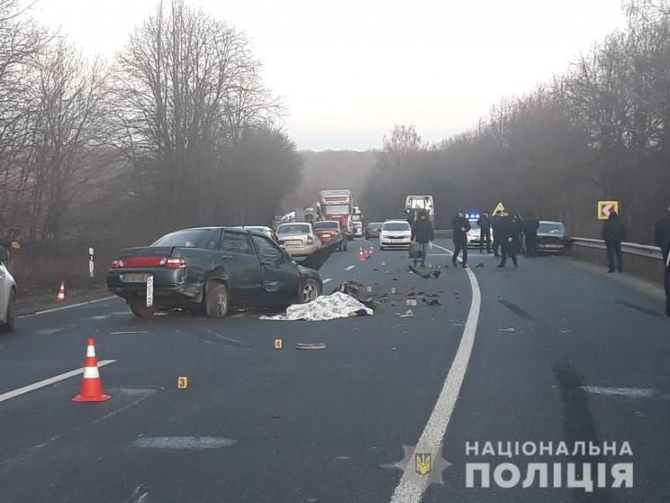 Потрійна аварія у Немирівському районі:…