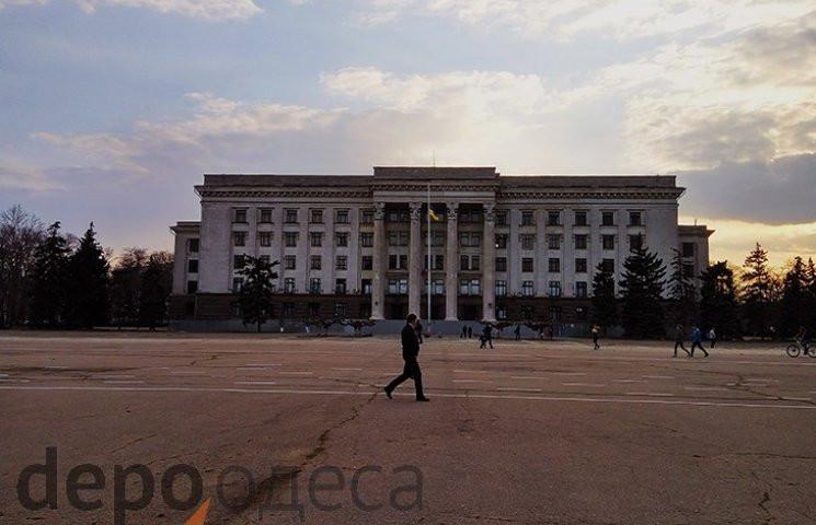 В Одесі на Куликовому полі хочуть встано…