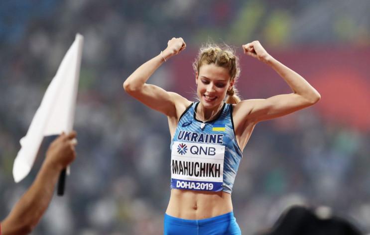 Знаменита українська легкоатлетка неспод…
