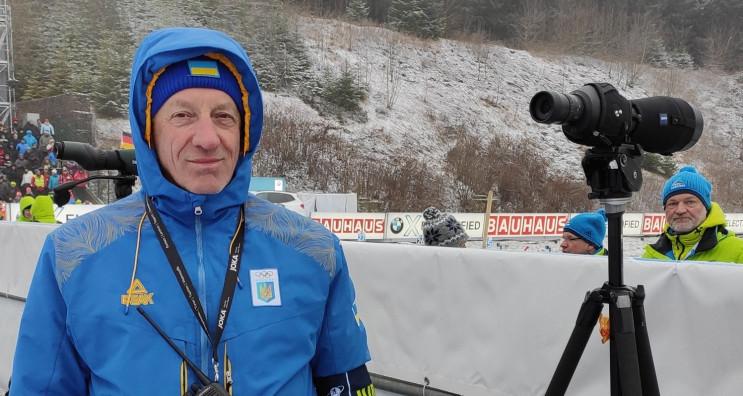 Тренер збірної України назвав восьме міс…