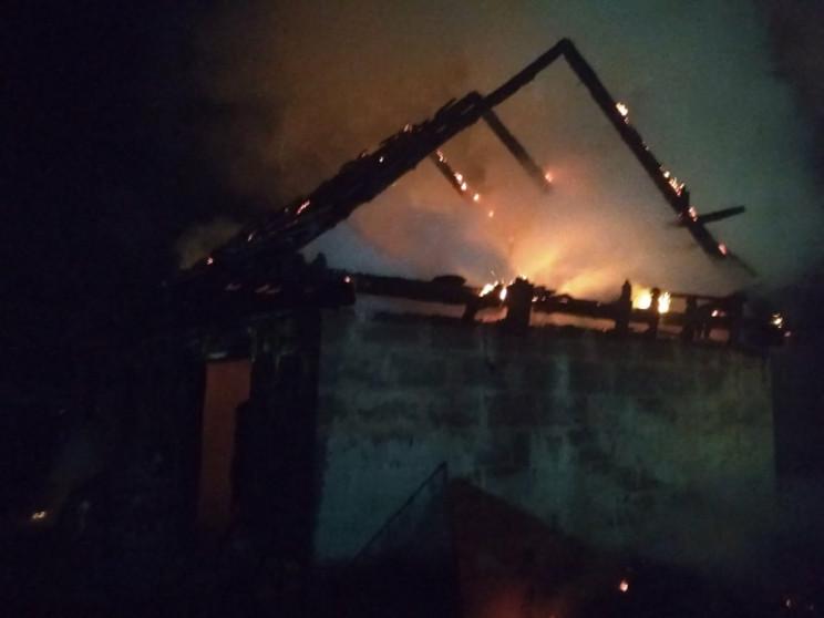 У Дубенському районі загасили пожежу (ФО…