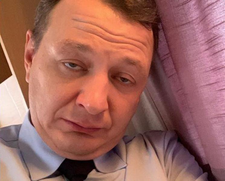"""""""Крымнашист"""" Башаров не рискнул ехать в…"""