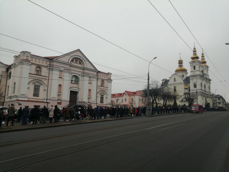 Освячення води у центрі Вінниці: тисячі…