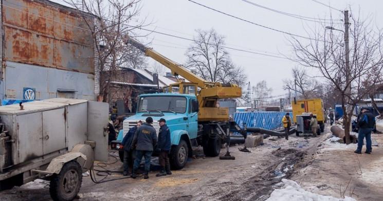 У восьми районах Харкова обмежили водопо…