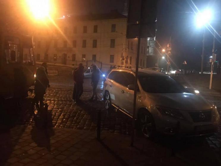 Як  людина з Києва позбавила львів'ян тр…