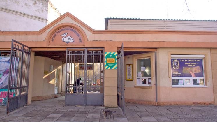Труханов назвал одесский зоопарк ужасным…