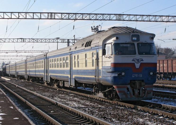 Потяг на Тернопільщині травмував жінку…