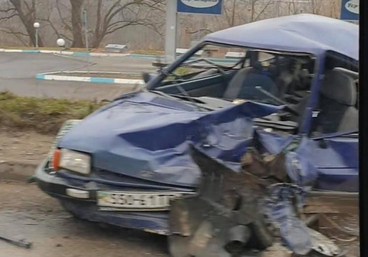 У Львові в ДТП вщент розбився автомобіль…