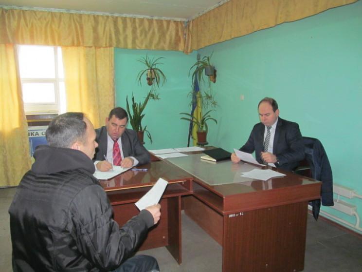 Прокурор області вперше перевірив виправ…