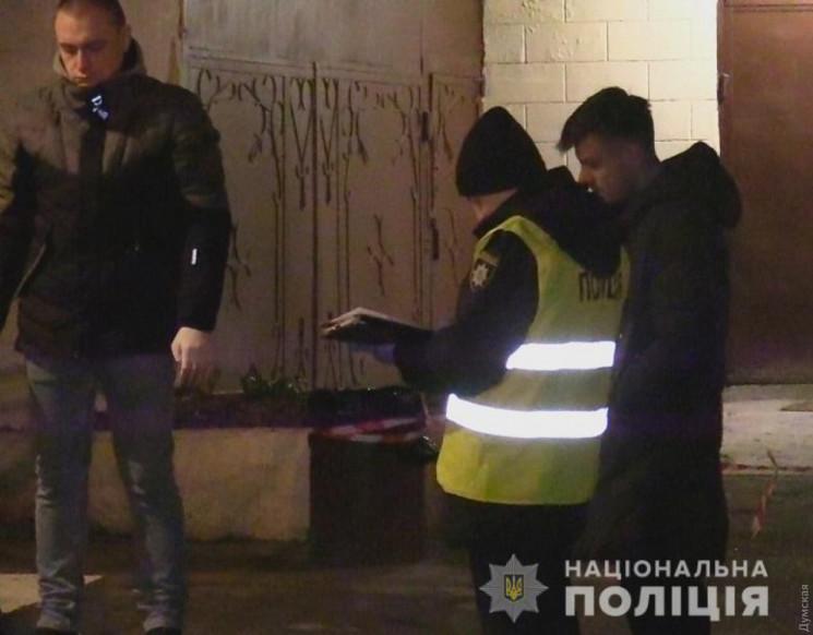 У Києві після нападу з ножем помер ветер…