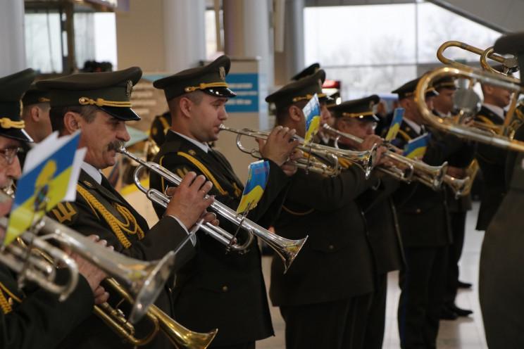 У Львові вшанували славетних кіборгів до…