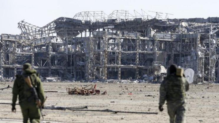 Донецький аеропорт:  Як 242 дні і стали…