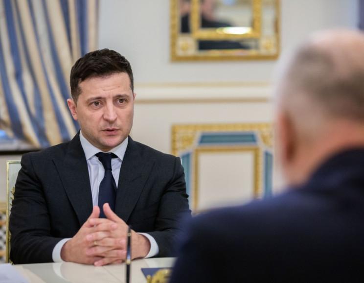 Зеленский и председатель ОБСЕ поговорили…