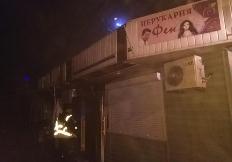 На Полтавщині у Миргороді горіло кафе і…
