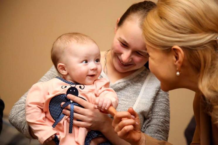 Под Харьковом в семье детей-сирот, котор…