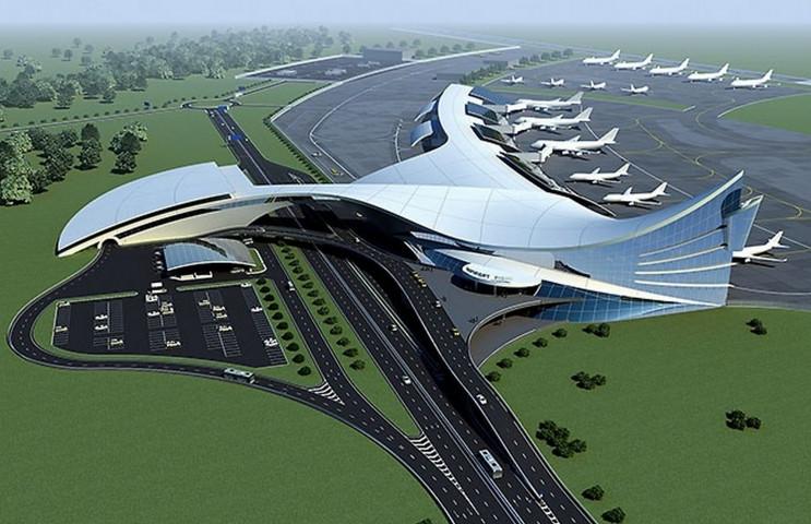 Рівненський аеропорт розвиватимуть китай…