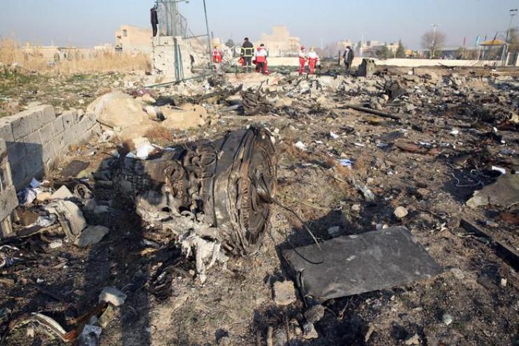 Іран оприлюднив другий звіт про збиття л…