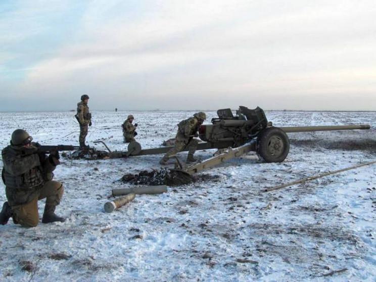Третий день подряд на Донбассе убивают б…