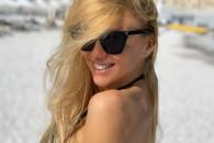 Буде моделлю: Оля Полякова показала моло…