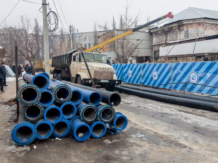 В четырех районах Харькова возникли проб…