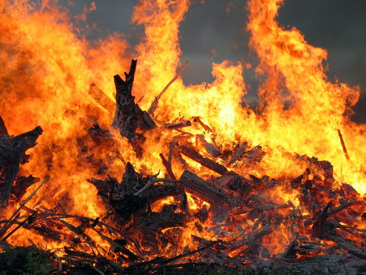 У Львівській області на пожежах в житлов…