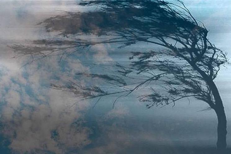 Магнітна буря та сильний вітер: У Києві…
