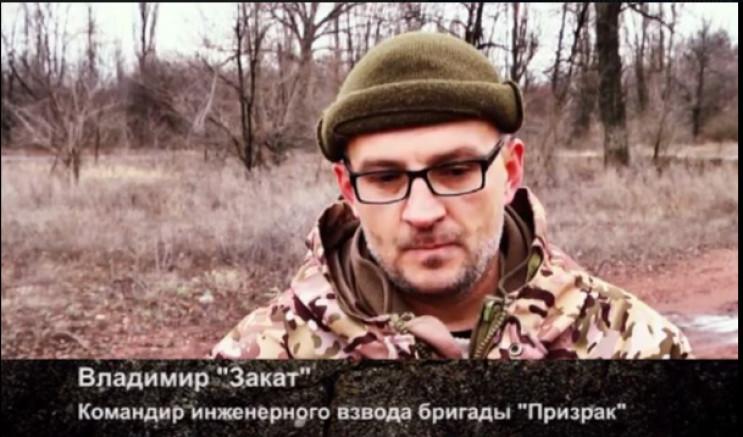 """В """"ЛНР"""" вбили """"польового командира"""" банд…"""