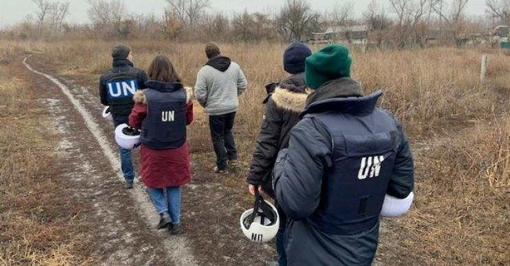 Миссия ООН шокирована жизнью людей в Опы…