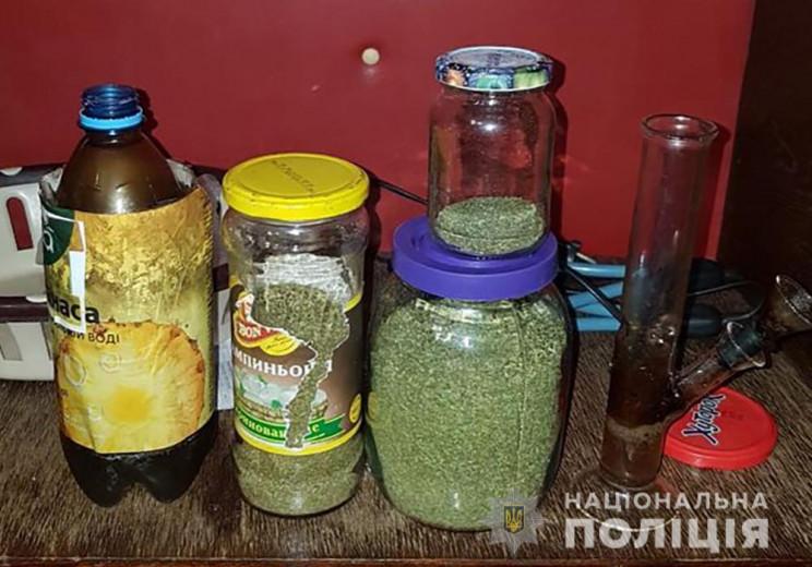 Житель Бердянска хранил дома наркотики п…