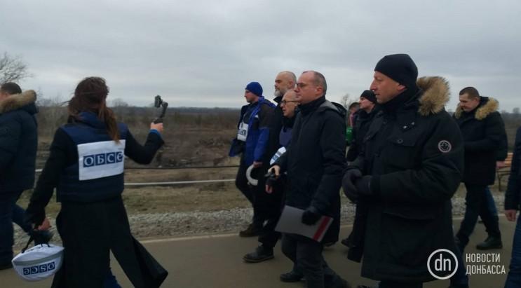 Новий голова ОБСЄ на Донбасі проігнорува…