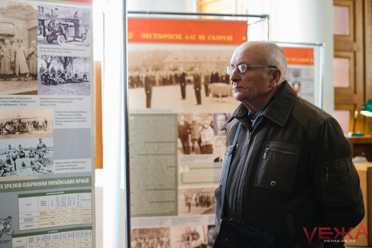 У Вінниці відкрилася виставка, яка спрос…