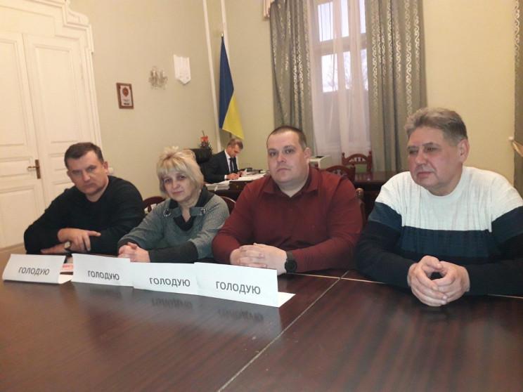 Шахтарі оголосили голодування у Львівськ…