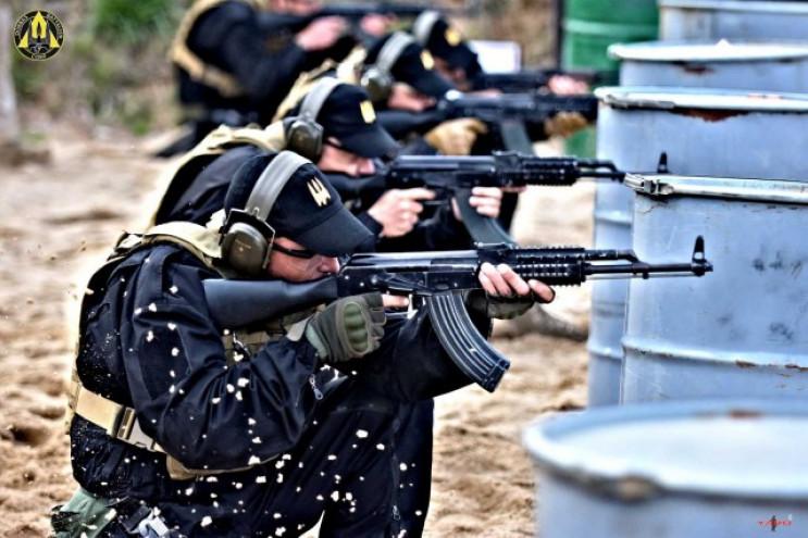 """Ветерани """"Донбасу"""" спільно з американцям…"""