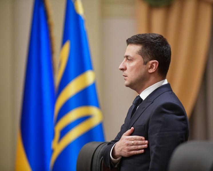 Зеленський привітав українців з Днем соб…