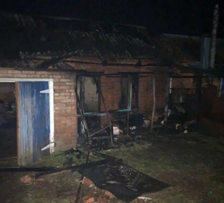 На Кубані внаслідок пожежі загинув чолов…