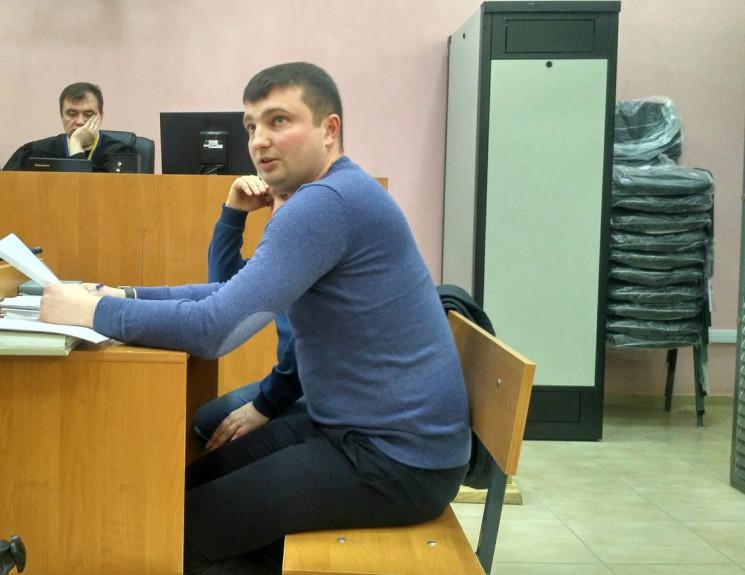 Судове засідання у справі депутата Сумсь…