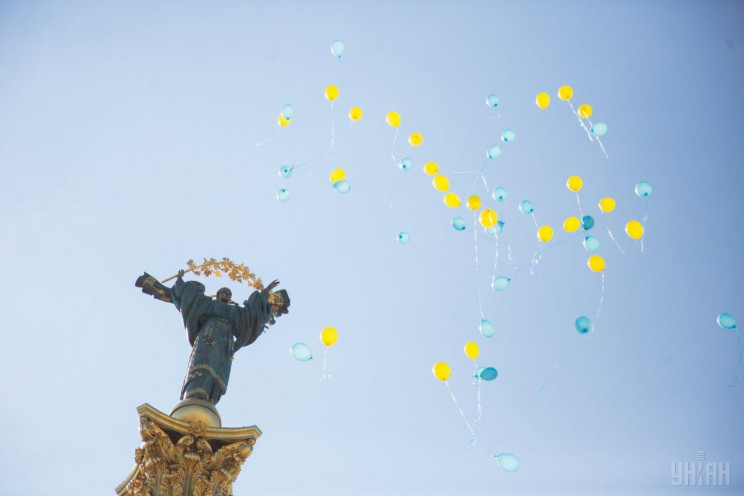 """""""Гібридна демократія"""": Україна покращила…"""