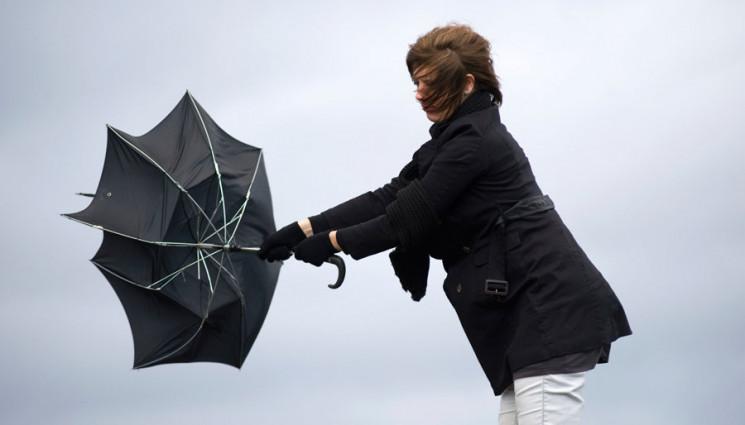 На Харьковщине объявили штормовое предуп…
