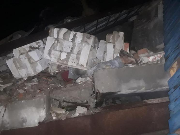 На Харьковщине обрушилось здание: Погиб…