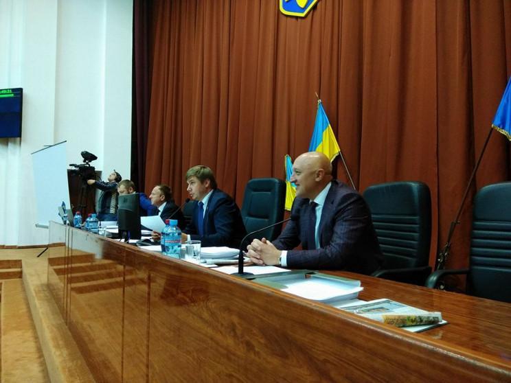 Губернатор Полтавщини Головко заперечує…
