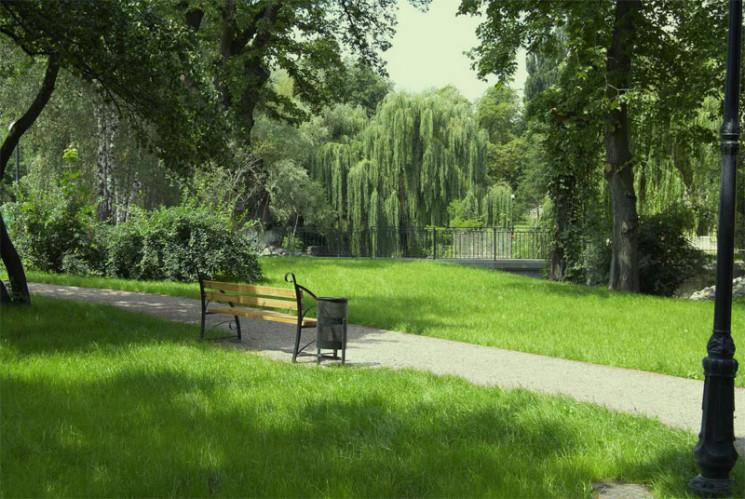 У Києві з'являться 12 нових зелених зон…
